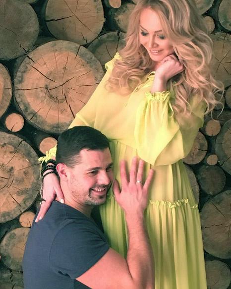 Сергей Пынзарь долго уговаривал супругу родить второго малыша