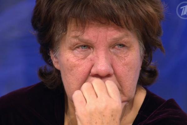 Услышав результаты экспертизы, Людмила Григорьевна, казалось, вообще отчаялась