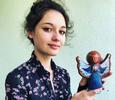 Дочь Егора Кончаловского показала откровенное фото