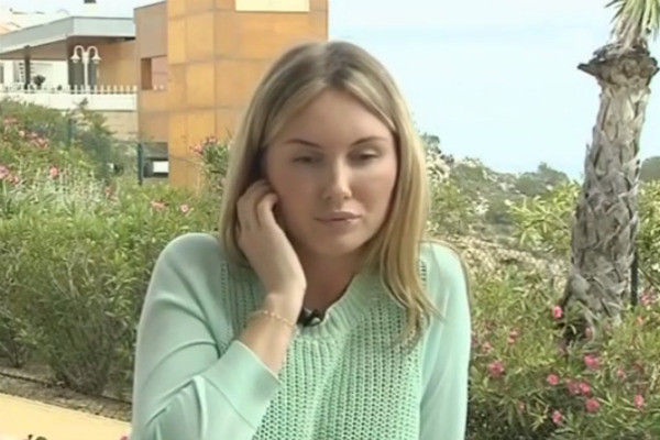 Валерия Марголис сначала не знала, что Максим Аксенов встречался с Даной Борисовой
