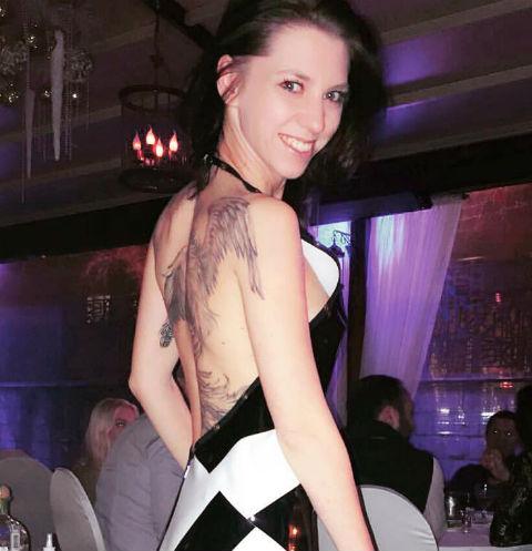 Дочь Ирины Салтыковой