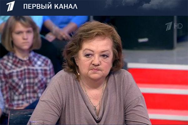 Дочь Людмилы Гурченко Мария Королева