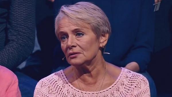 Подруга Ирины Прохоровщиковой Анна