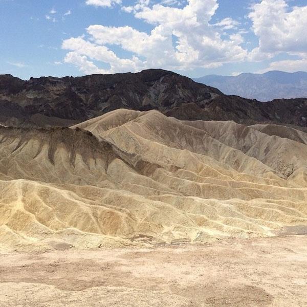 Красоты пустыни