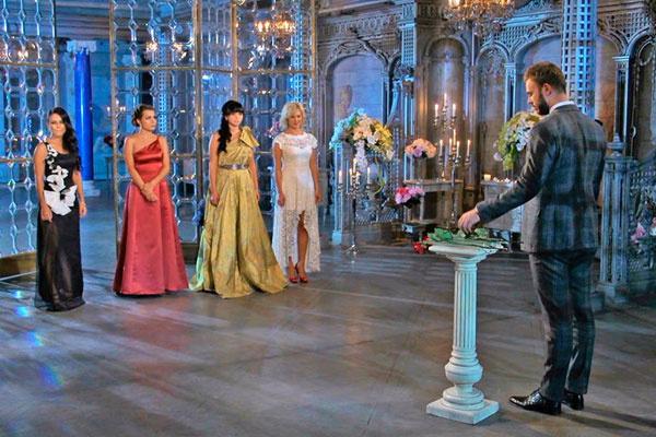 Эта церемония роз стала для Полины последней