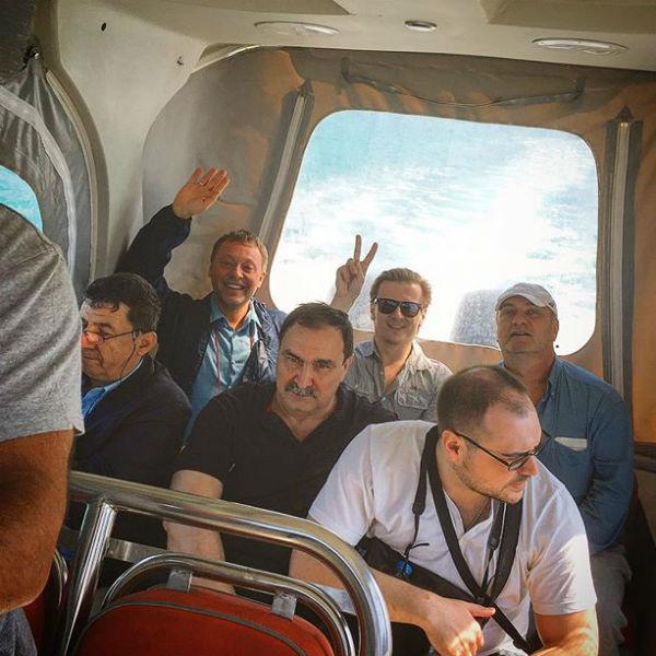 Глеб путешествует по Греции