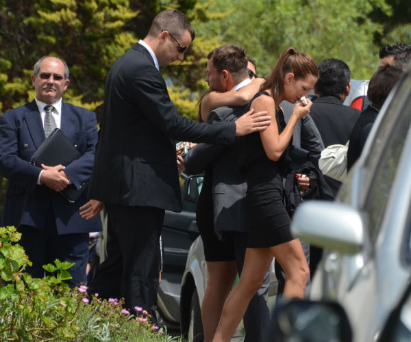 Похороны Ривы Стинкэмп