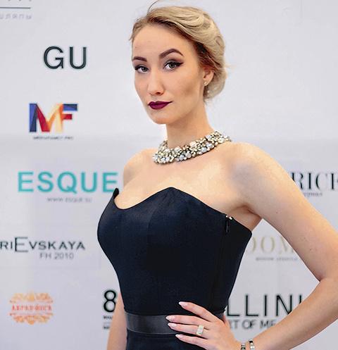 Анастасия Дриевская