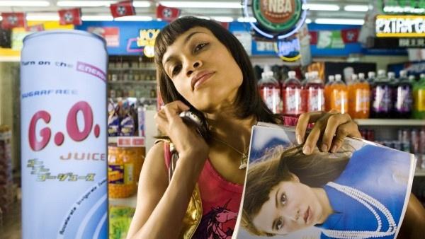 Розарио Доусон в «Доказательстве смерти» (2007)
