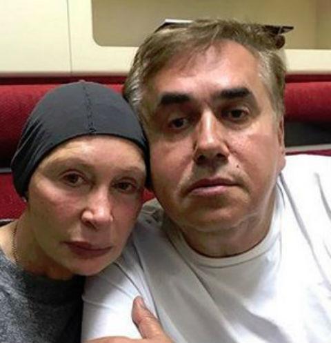 Стас Садальский и Татьяна Васильева