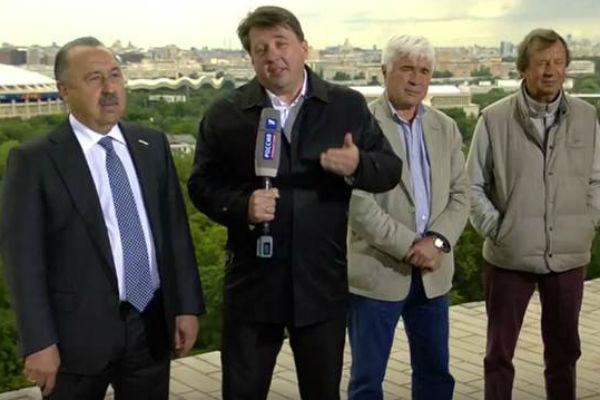 Ведущие российские тренеры задали вопросы президенту