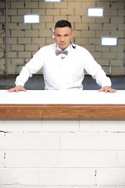 В шоу «Кулинарная дуэль» на канале «Домашний» Костя выступает в роли ведущего и судьи: определяет, кто из участниц готовит лучше – невестка или свекровь