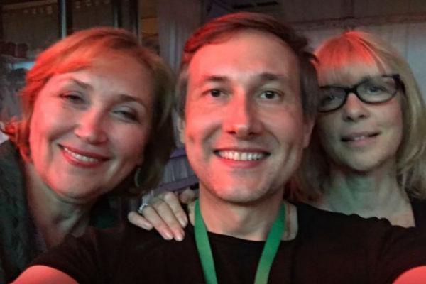 Последняя встреча Николая Лебедева с Верой Витальевной