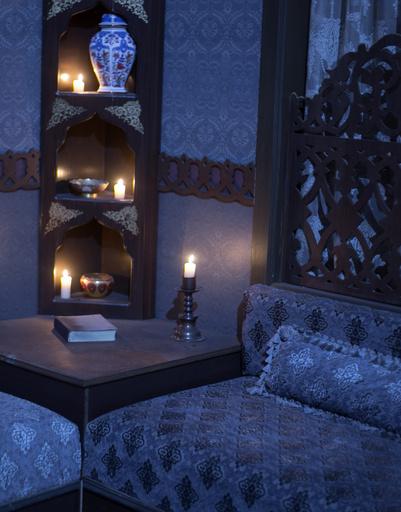 Внутренние комнаты дворца