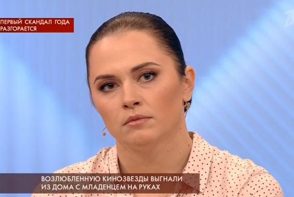 Самбурская уличила Белогурову вупотреблении наркотиков