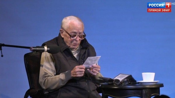 Последнее выступление Олега Андреевича