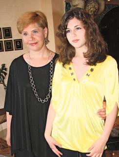 Дочка Татьяны Догилевой никогда не стеснялась своего веса