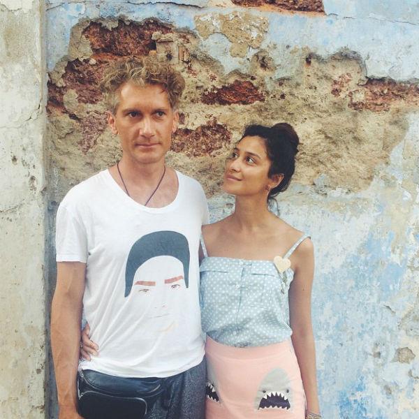 Равшана Куркова пока находится в статусе невесты