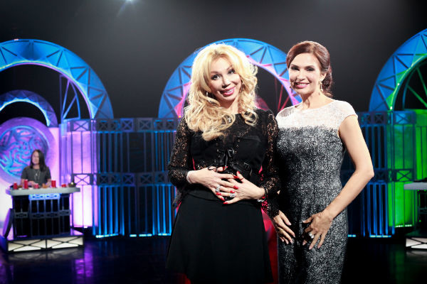 Маша Распутина и Эвелина Бледанс