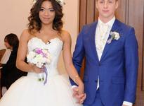 Либерж Кпадону и Евгений Руднев из «Дома-2» поженились