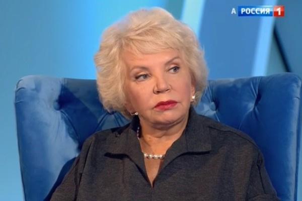 Людмила Карчевская обратилась к дочери юмориста