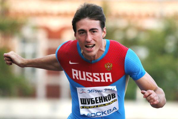 Шубенков будет требовать компенсацию за то, что лишился призовых