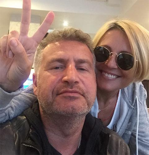 Леонид Агутин и Анжелика Варум