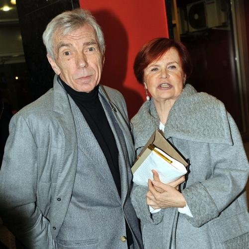 Юрий Николаев с женой Элеонорой