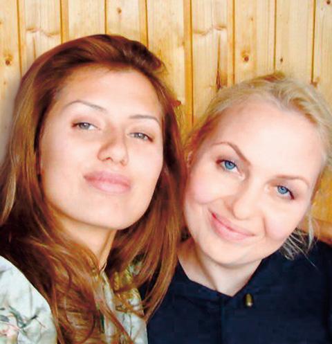 Виктория и Ангелина в последние годы не очень близки