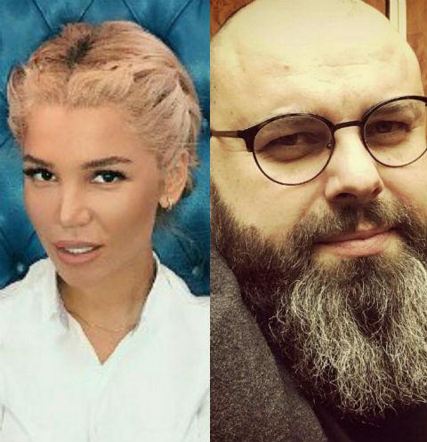 Екатерина Колисниченко и Максим Фадеев