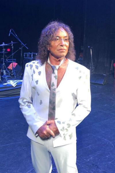 Артист долго готовился к юбилейному концерту