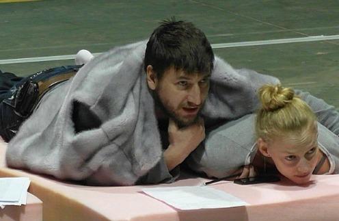 Александр Устюгов и Светлана Ходченкова