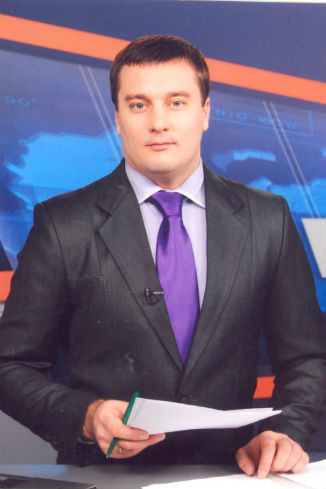 Ведущий Андрей Свиридов, Кемеровская область