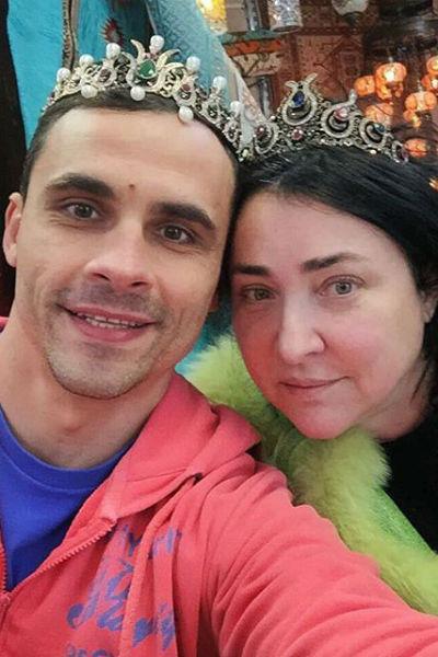 Лолита Милявская и Дмитрий купили в Болгарии хрусталь