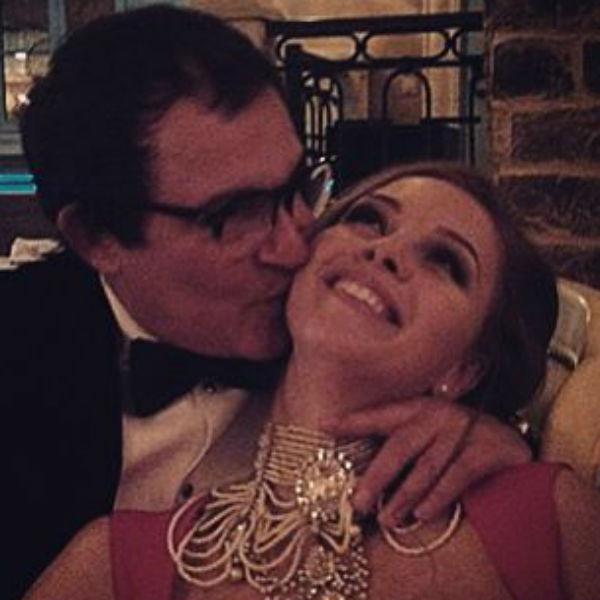 Дмитрий с супругой Полиной