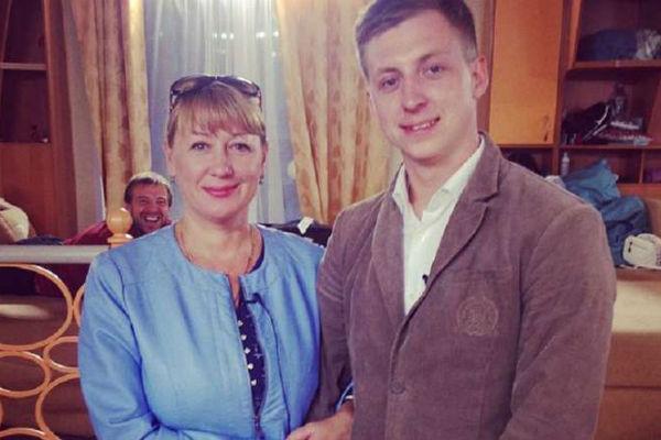 На проекте мама Евгения Руднева провела 53 дня