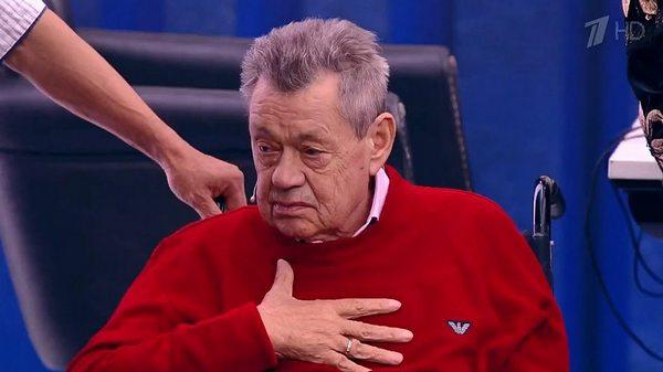 Николай Караченцов прекратил актерскую деятельность после аварии, произошедшей в 2005 году