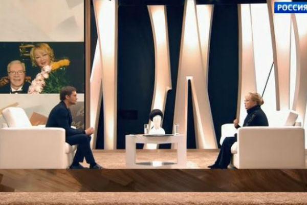 В эфире ток-шоу Гвоздикова впервые ответила любовнице покойного мужа