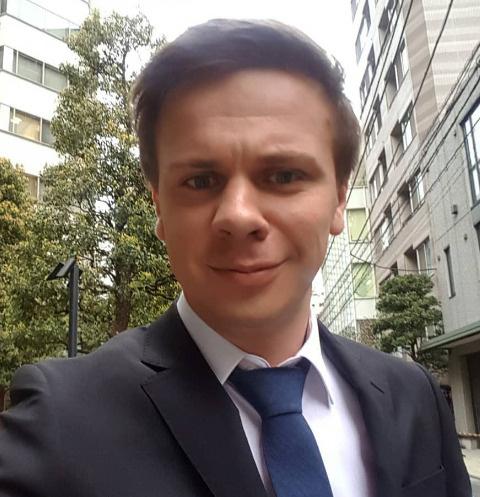 Ведущий передачи «Мир наизнанку» Дмитрий Комаров женился на «Мисс Украина-2016»