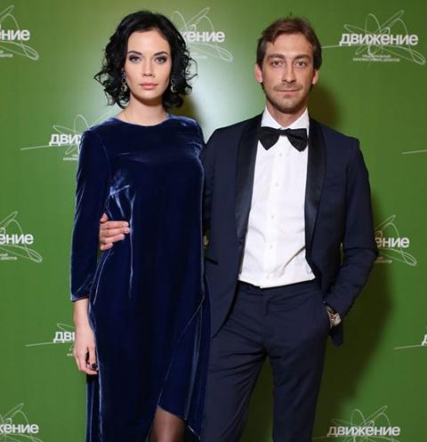 Екатерина Стеблина и Артем Ткаченко