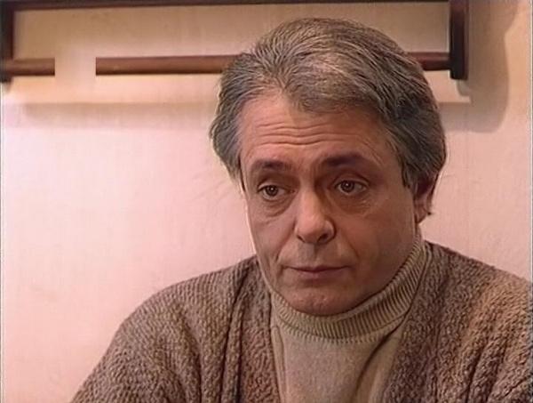 Алексей Шейнин в сериале «На углу у Патриарших» (1995)