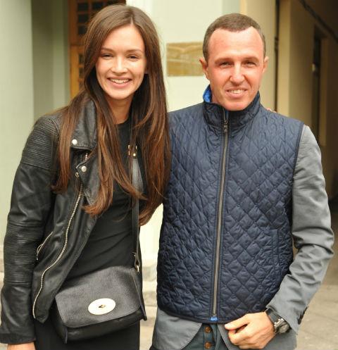 Паулина Андреева и Игорь Верник работают вместе в театре