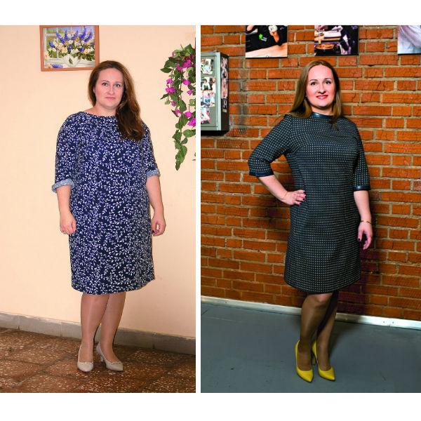 Валерия Шаповалова, читательница из Москвы. ДО:96 кг. ПОСЛЕ: 80 кг
