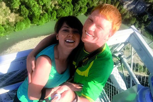 19 сентября 2015 года Евгений сделал Ире предложение