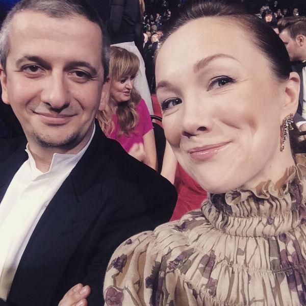 Константин Богомолов и Дарья Мороз