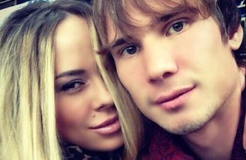 Вероника и Антон Шунины
