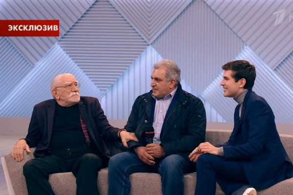 Друзья приехали поддержать Армена Борисовича