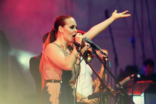 Татьяна Шаманина с ранних лет мечтала о карьере певицы