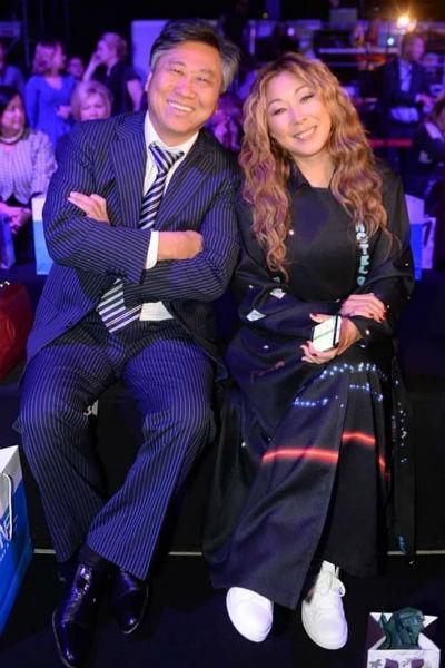 Анита и Сергей Цой вместе 28 лет