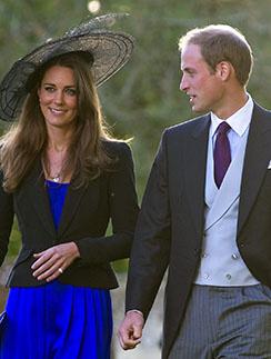 Герцогиня Кембриджская Кейт Миддлтон и ее супруг принц Уильям